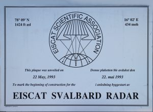 Sign of the building start