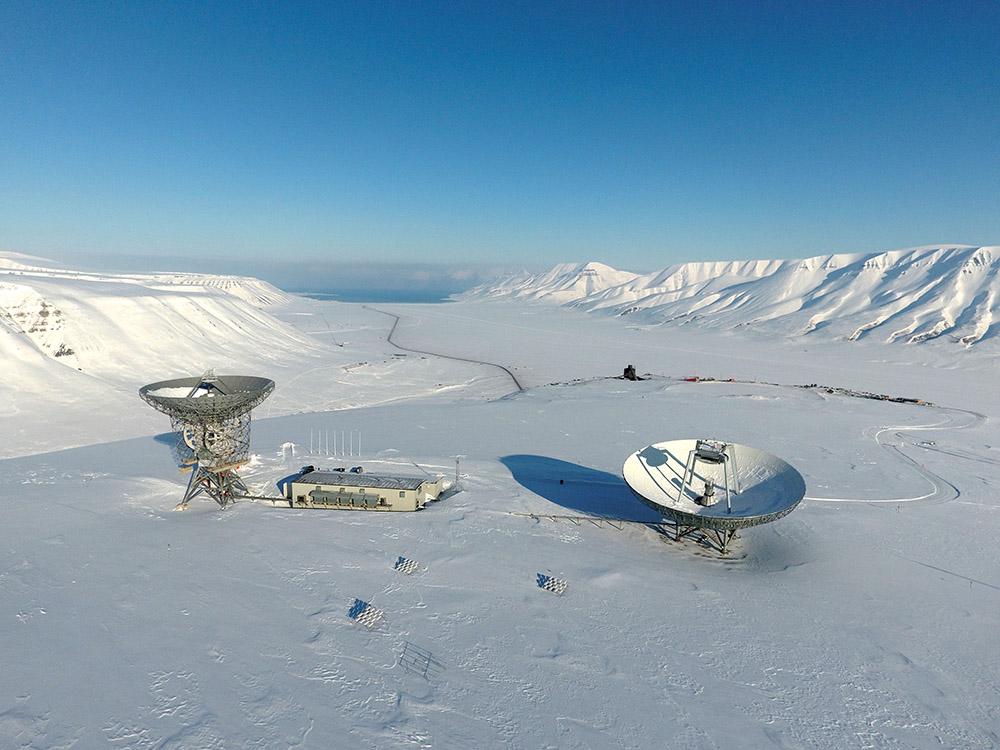 EISCAT Svalbard Radar