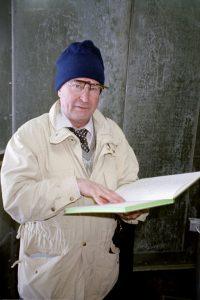 Professor Jürgen Röttger