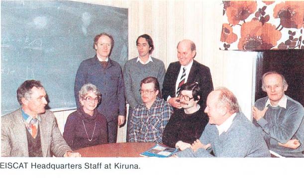 EISCAT Scientific Association
